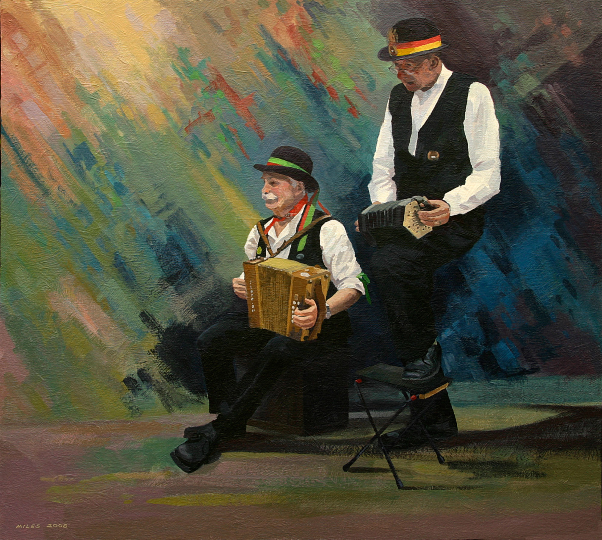 Gerry_Miles_devonpaint_devon_The_Accordianists.jpg