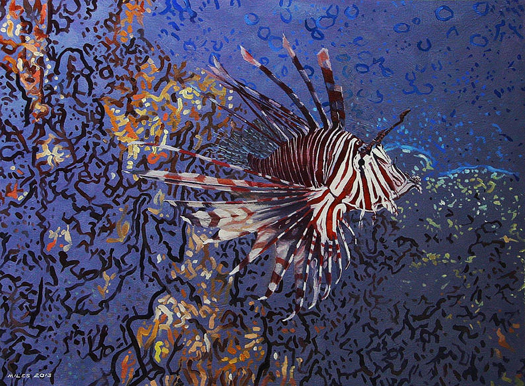 Gerry_Miles_divepaint_underwater_paintings_Lionfish.jpg
