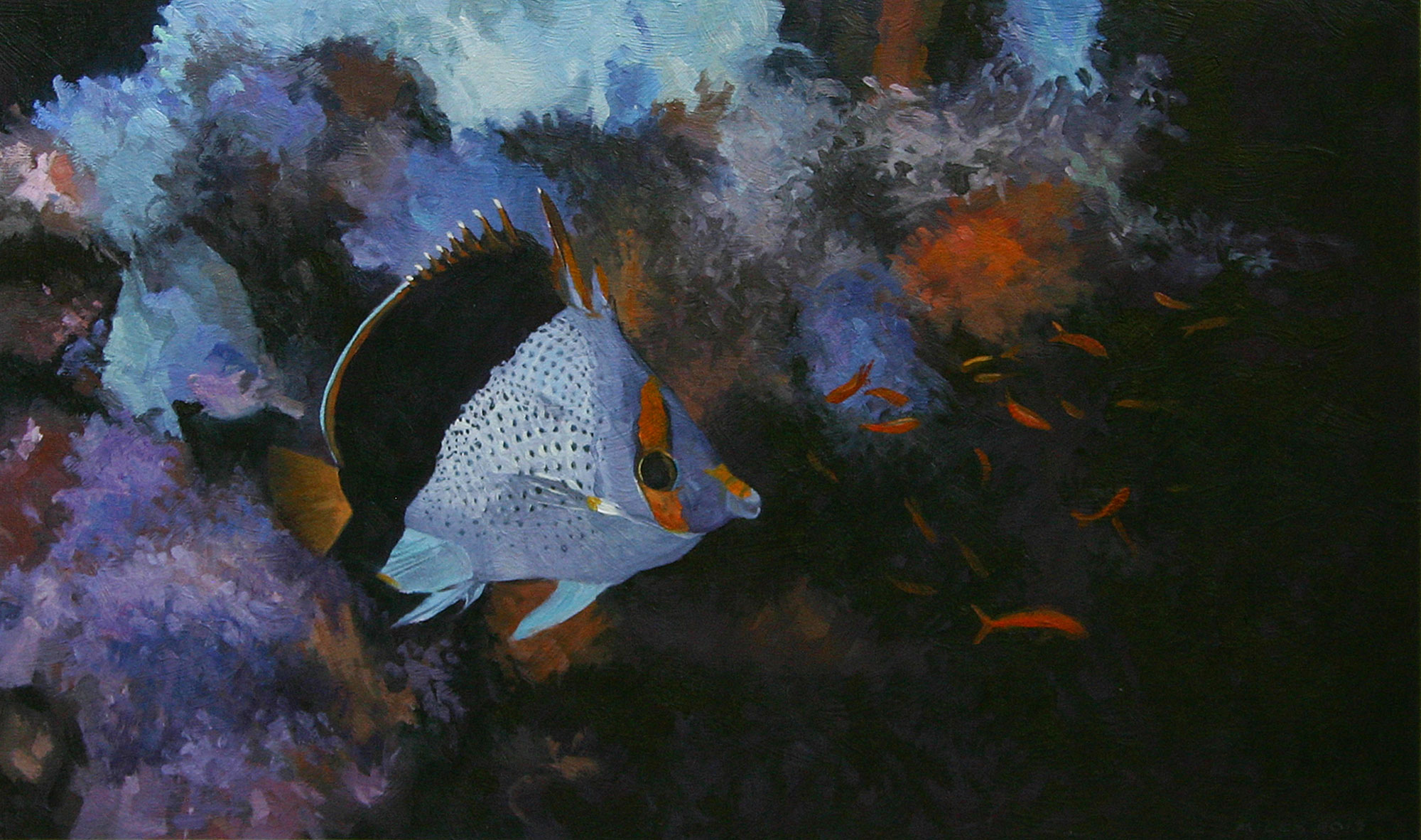 Gerry_Miles_divepaint_underwater_paintings_Yellow_Crowned_Butterfly_Fish.jpg