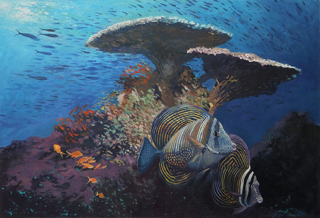Underwater-Painting-Gerry-Miles-Sailfin-Tangs.jpg