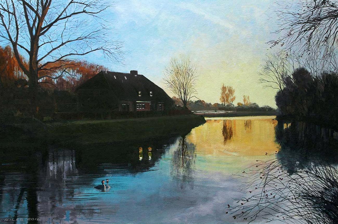 Dutch-Landscape-Painting-Gerry-Miles-De-Dommel.jpg