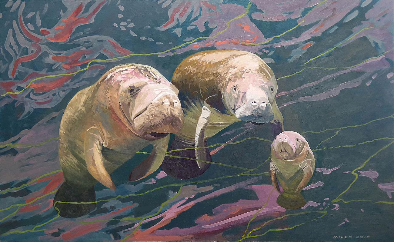 Underwater-painting-Gerry-Miles-Manetees.jpg