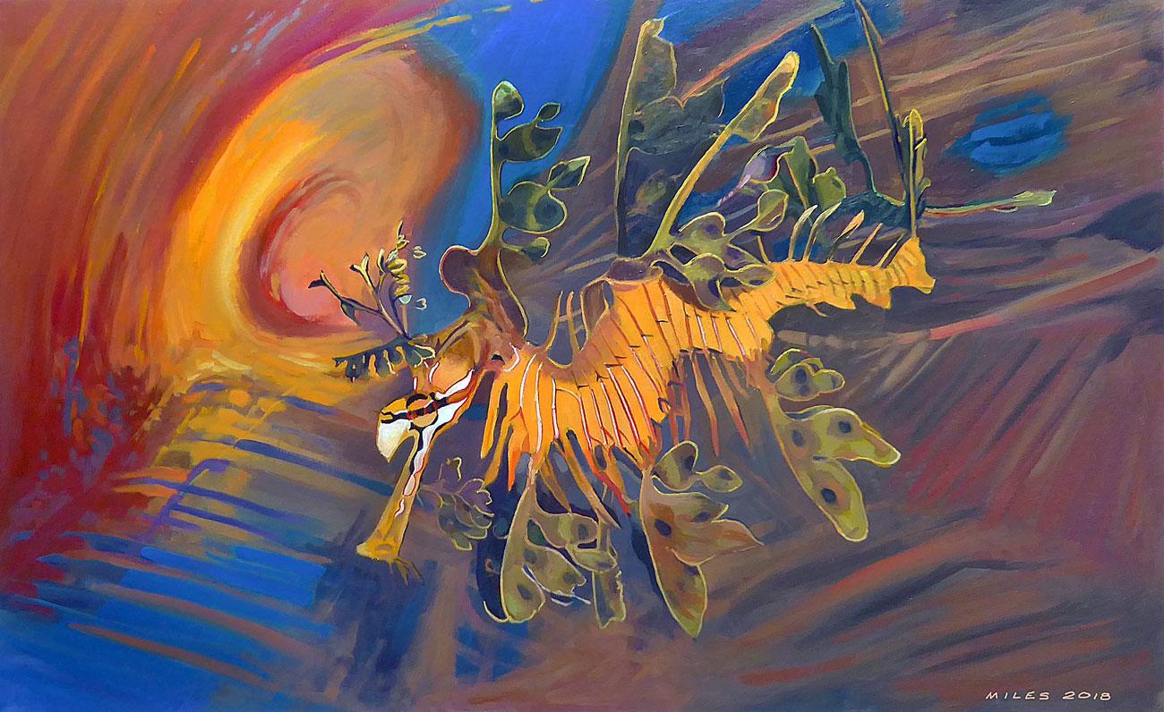 Underwater-painting.-Gerry-Miles.-Leafy-Sea-Dragon-.jpg